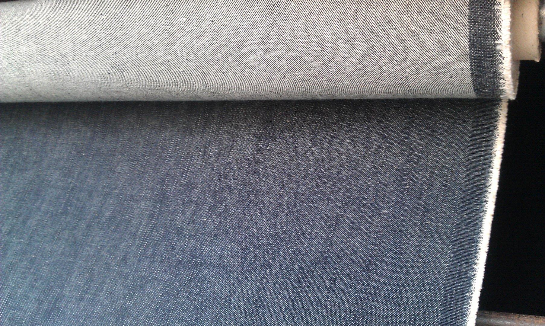 Jeans stretch fabric denim blu by meters width cm 150 fabrics