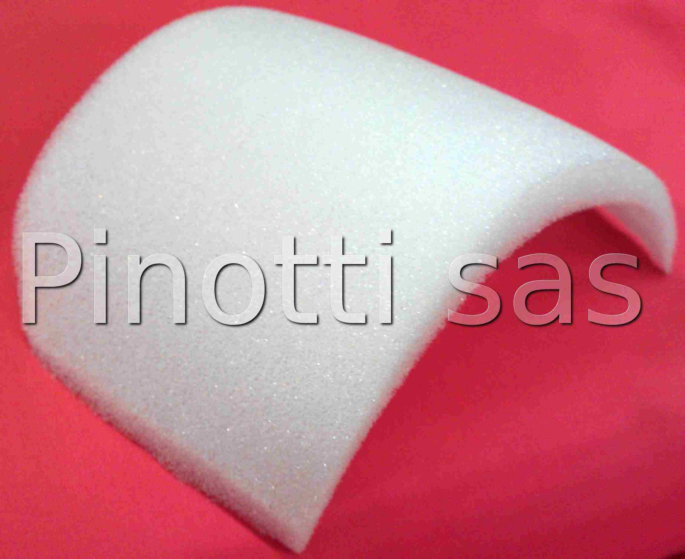 Spalline gomma piuma mis 1 pacco 12 paia tessuti e for Gomma piuma rigida