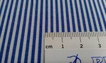POPELINE FABRIC LINED COL 203- PURE COTTON / WIDTH CM 150