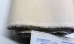 EMBROIDERY FABRIC 55 HOLES COTTON ECRU / CM 150