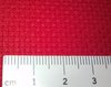 EMBROIDERY FABRIC 55 HOLES RED / CM 150