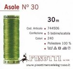 GUTERMANN 30 - SPOOLS OF 30 MT