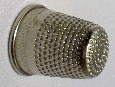 THIMBLE STEEL PRYM MM 17