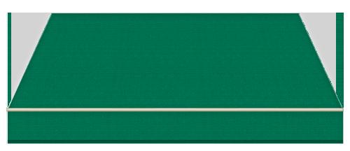Tela olona per tende da sole verde alta cm 140 tessuti for Tende da sole per esterni leroy merlin