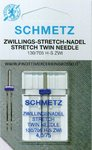 TWIN NEEDLE STRETCH MM 4,0/75 -130/705 SCHMETZ