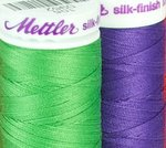 COTTON THREAD SILK FINISH TIT 50-150 MT