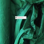SHANTUNG PURE SILK FABRIC EMERALD 2009 / WIDTH CM 144 - MADE IN ITALY