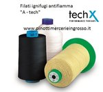 FILO IGNIFUGO ANTIFIAMMA PER CUCIRE A-TECH TIT.70 - 5000 MT - GERMANY