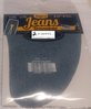 PATCHES JEANS MEDIUM 113 IRON ON FOR TROUSERS - MADE IN ITALY