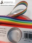 RIBBON GROS GRAIN OF PEACE/RAINBOW CM 1 (MM10)