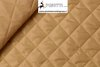 QUILTED LINING FABRIC HONEY DESIGN RHOMBUS / CM 140